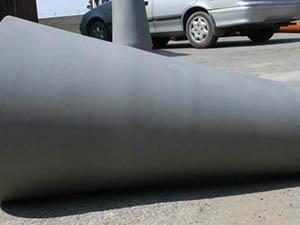 无锡锥形钢管